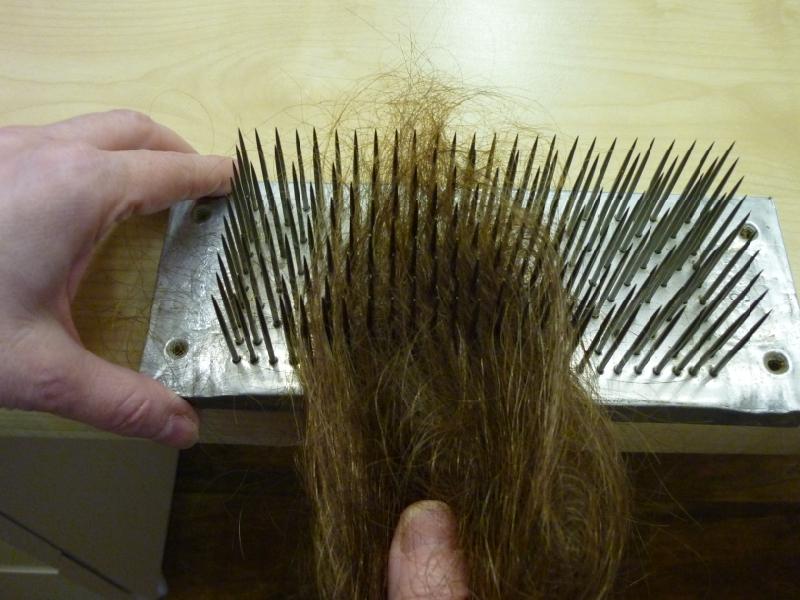 Haare zum verkaufen